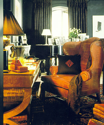 Metropolitan Interior Style